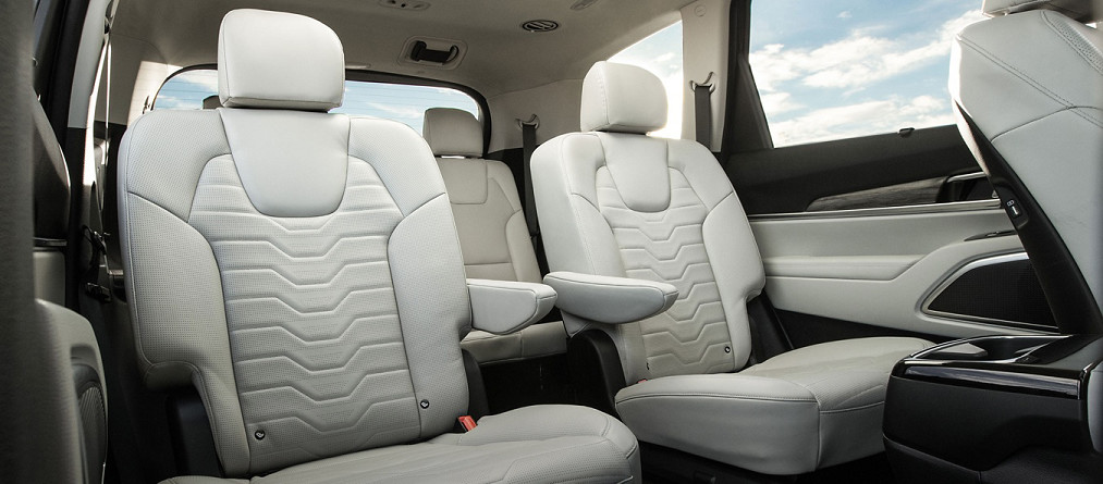 Premium Seating in the 2020 Telluride