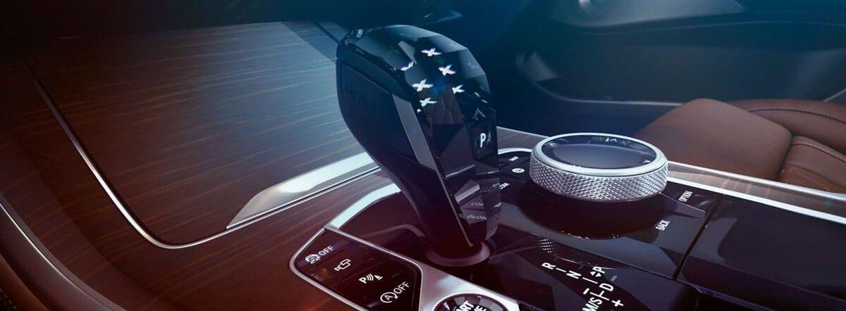 2019 BMW X5 Shifter