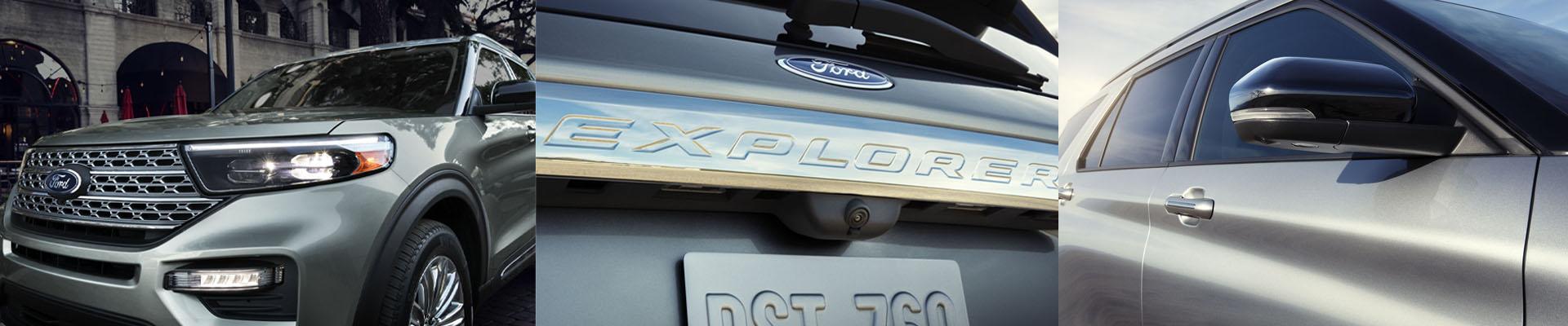 2020 Ford Explorer specs