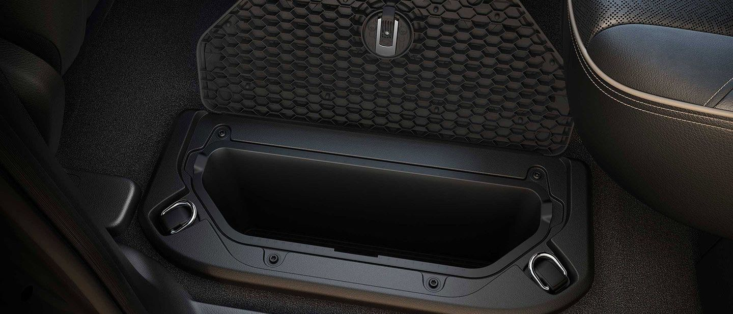Plenty of Storage Options in the 2019 Ram 1500!