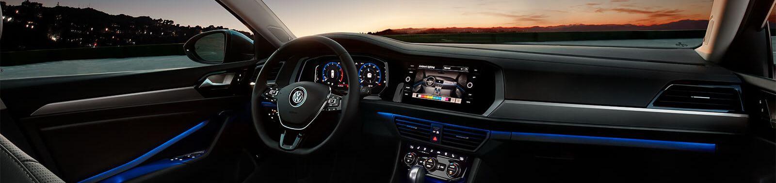 2019 Volkswagen Jetta Center Console