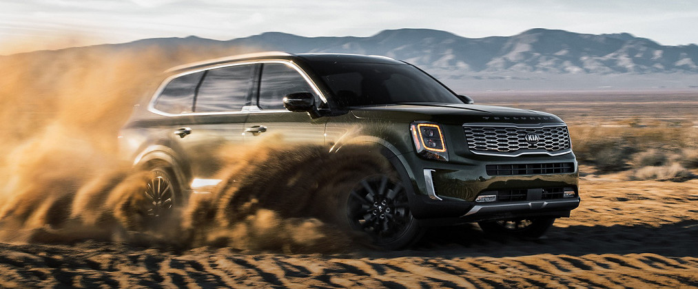 2020 Kia Telluride Off-Road Capability near North County, CA