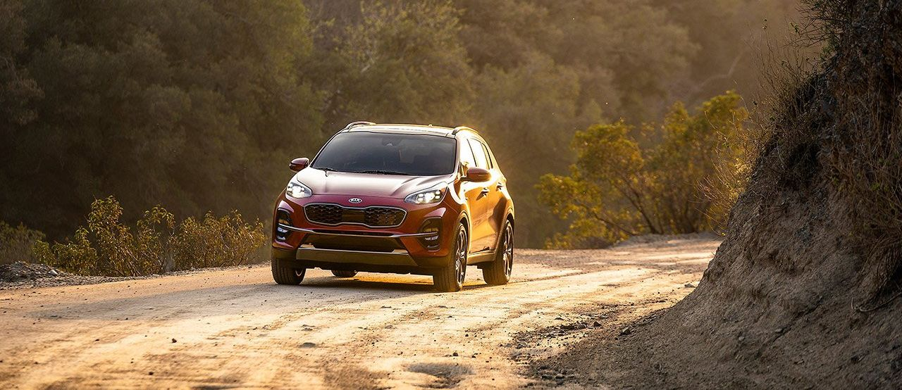 2020 Kia Sportage Financing near Shreveport, TX