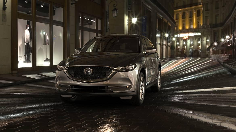 2019 Mazda CX-5 Leasing near Fullerton, CA