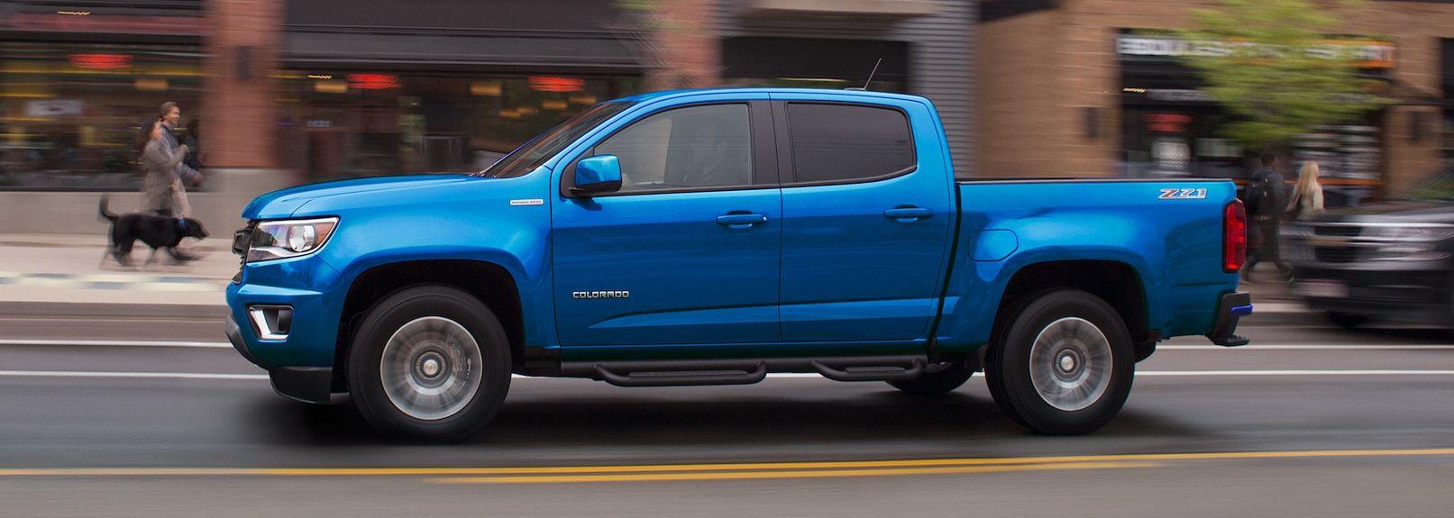 2019 Chevrolet Colorado Financing near Mobile, AL