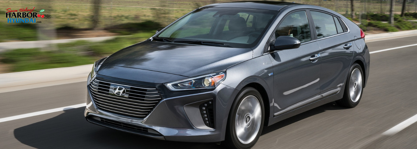 Hyundai Ioniq Hybrid Los Angeles CA