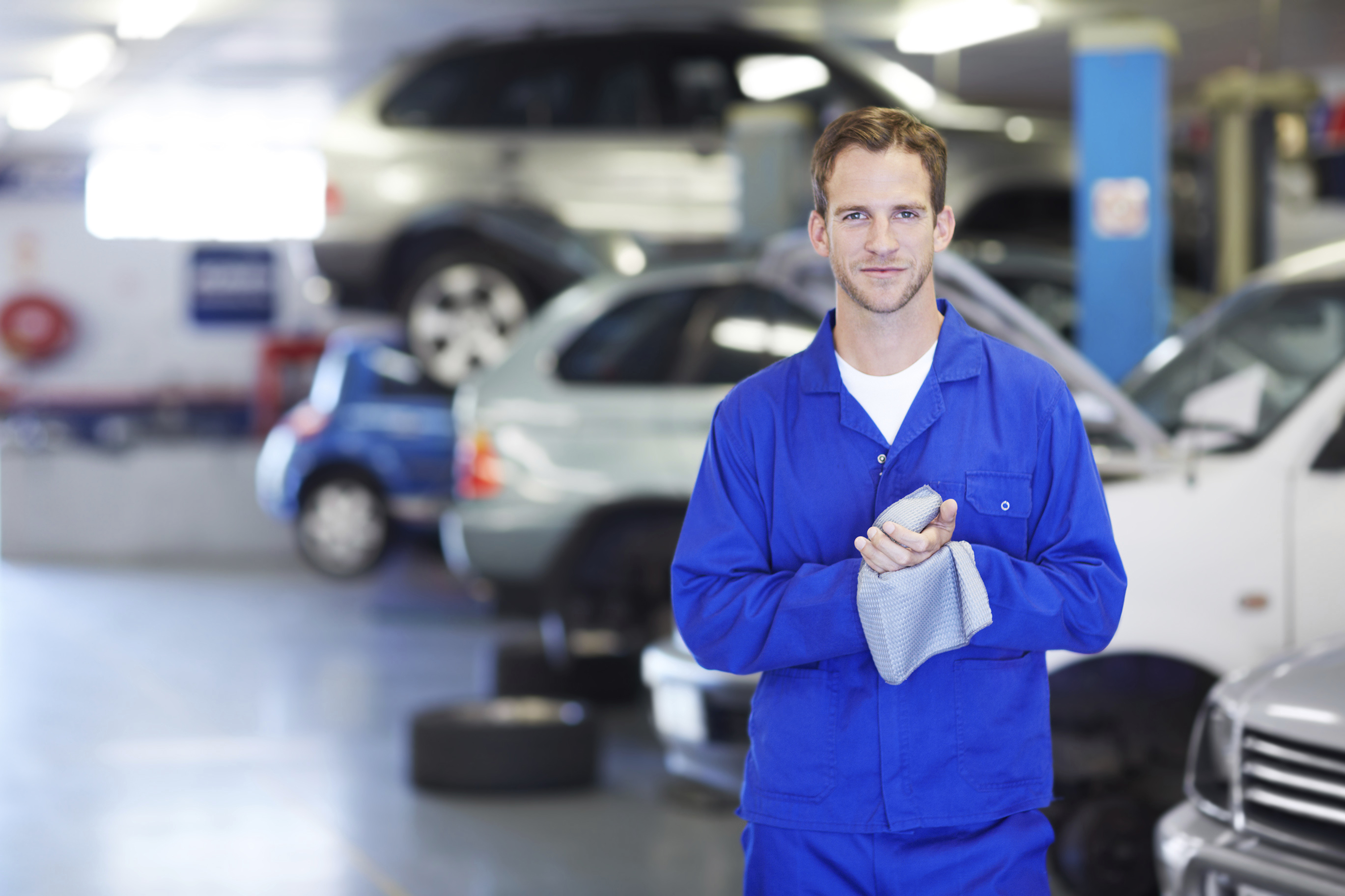 Our Service Department is Here to Help!
