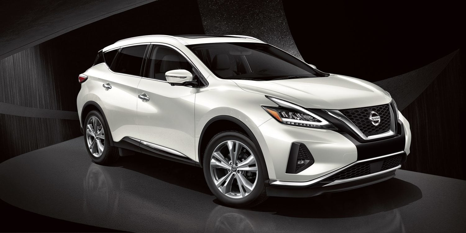 2019 Nissan Murano Leasing near Huntington, NY