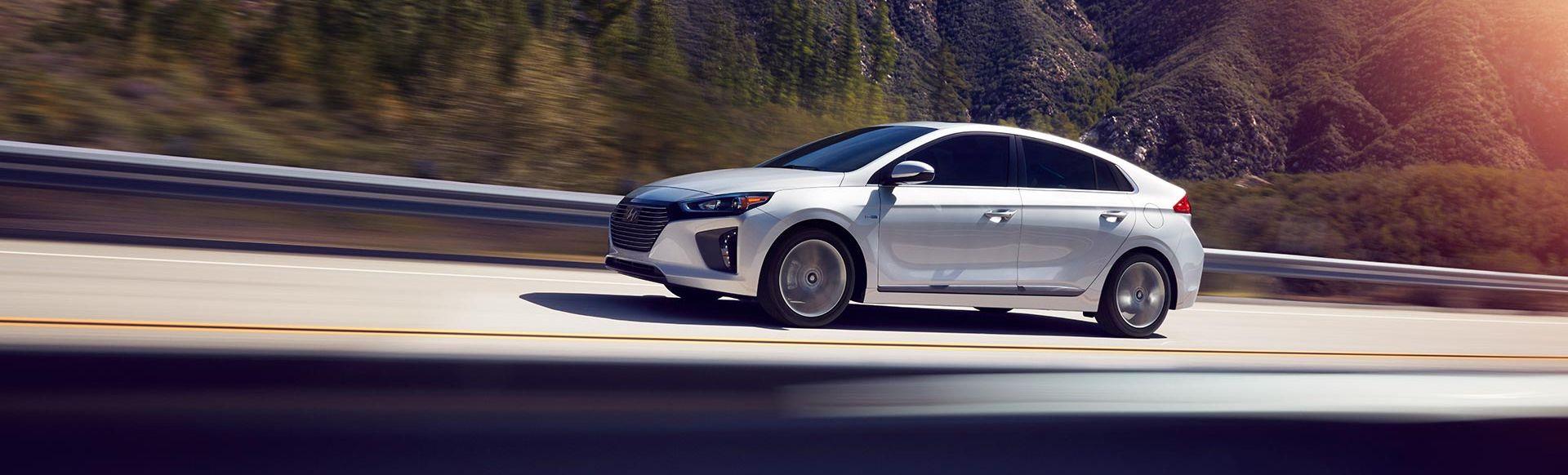 2019 Hyundai Ioniq Hybrid Leasing near Springfield, VA