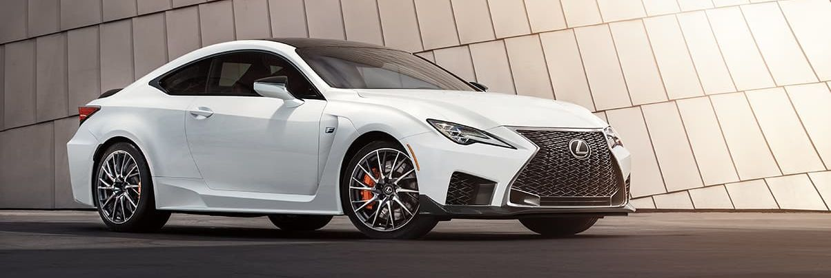 2020 Lexus RC F Leasing near Washington, DC