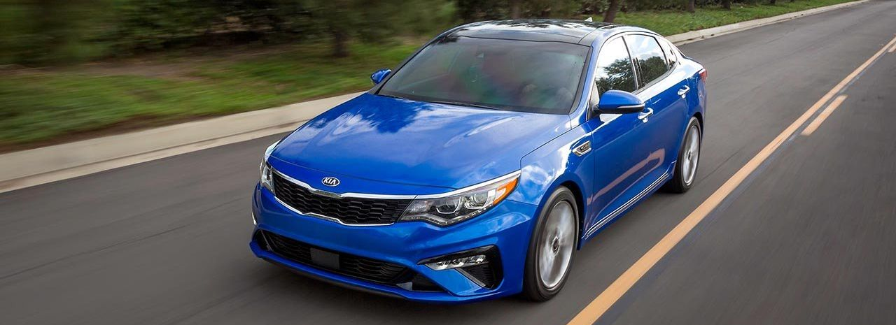 2019 Kia Optima Leasing in San Antonio, TX