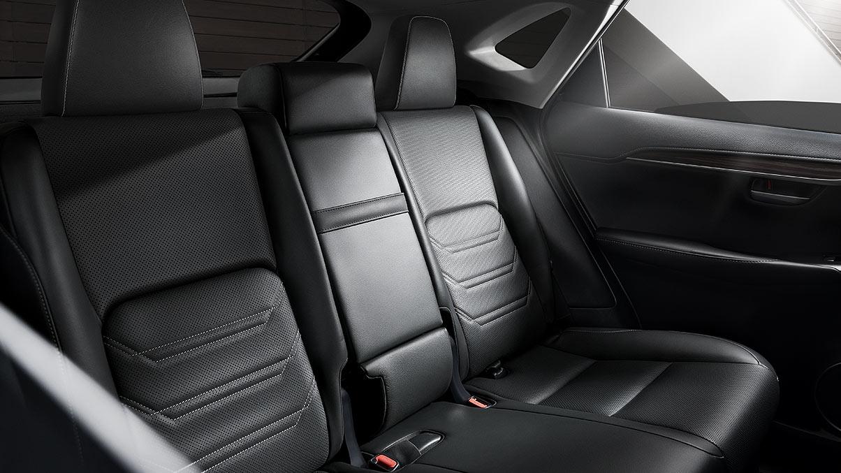 Premium Seating in the 2020 Lexus NX 300