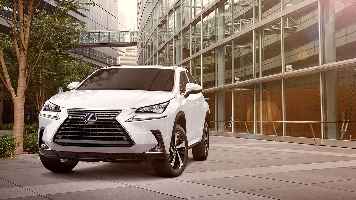 2020 Lexus NX 300h Leasing near Washington, DC