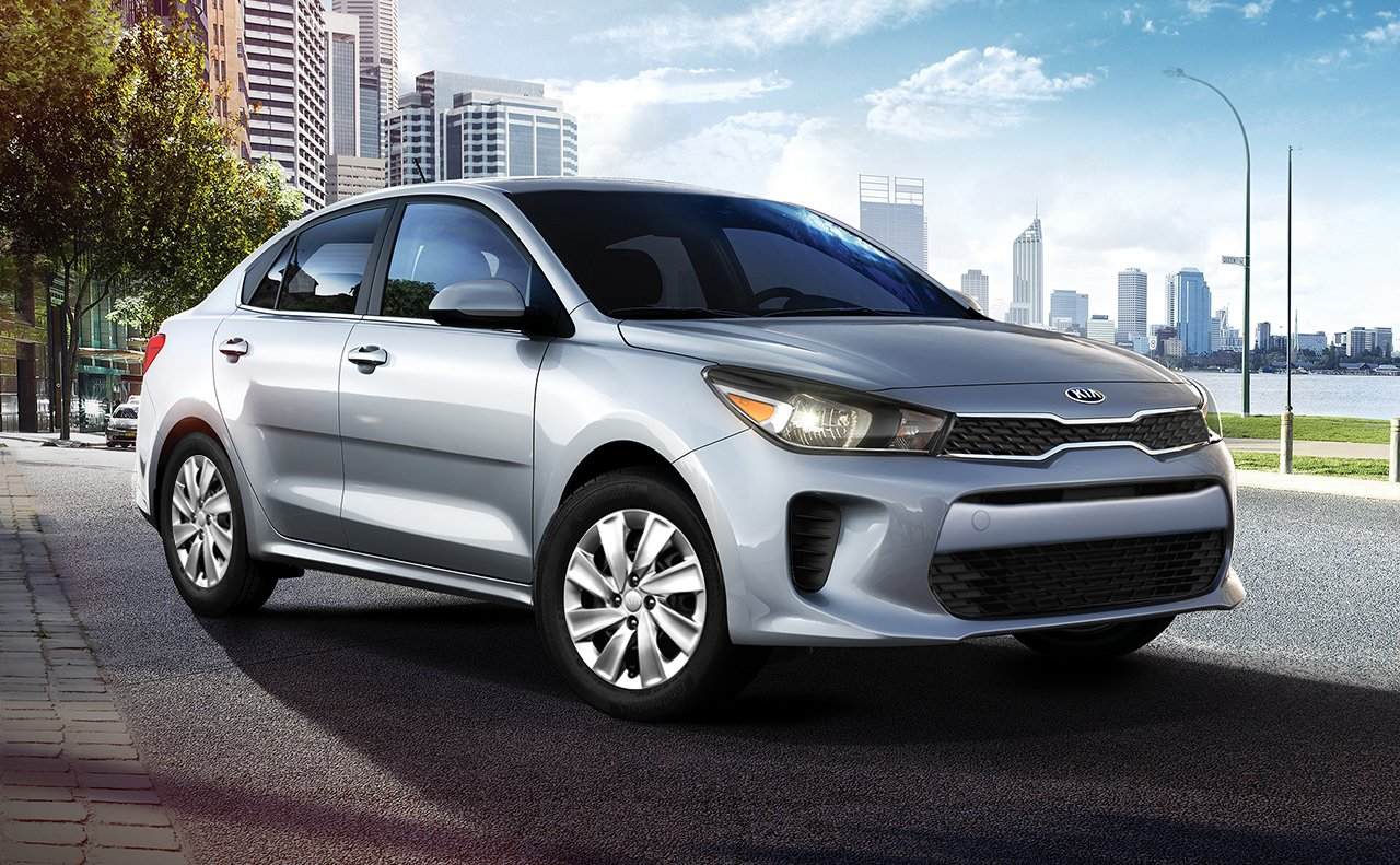 2019 Kia Rio Financing in San Antonio, TX