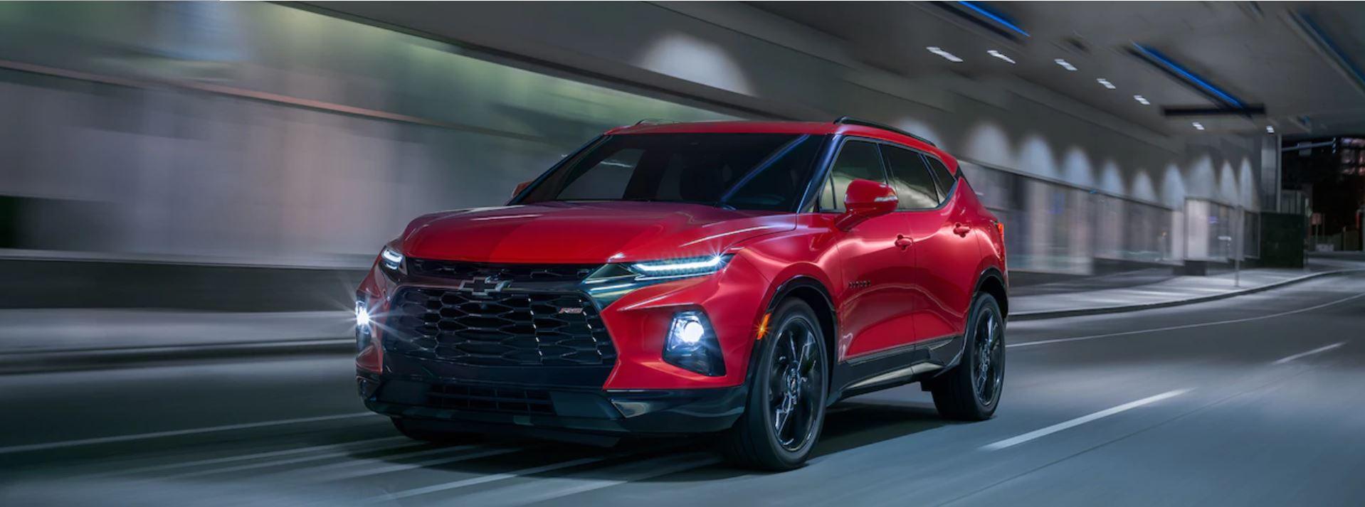 2019 Chevrolet Blazer for Sale near Alma, MI