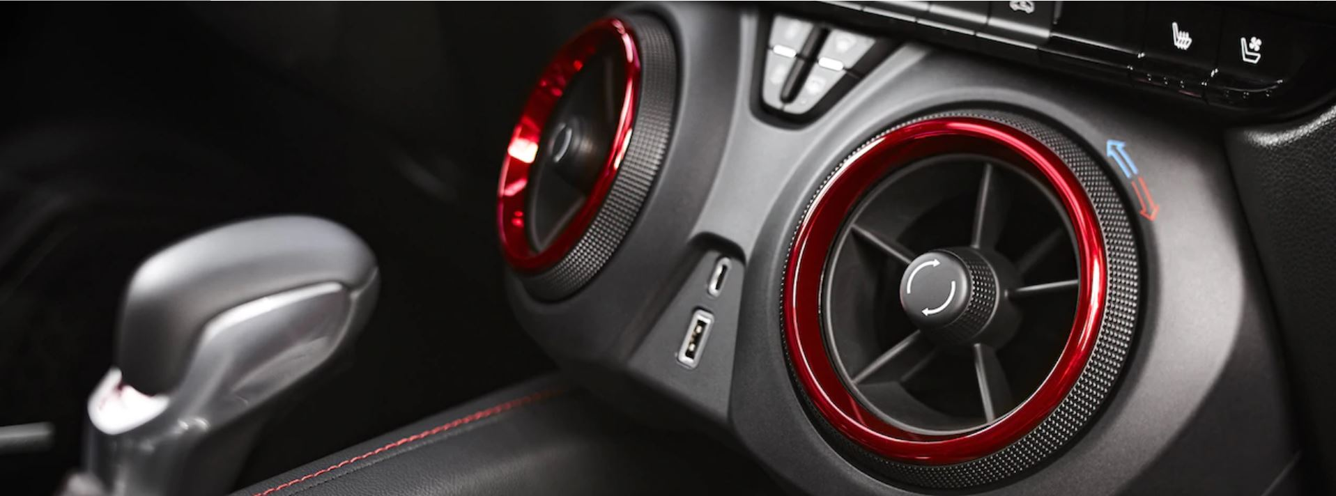 2019 Chevrolet Blazer Interior
