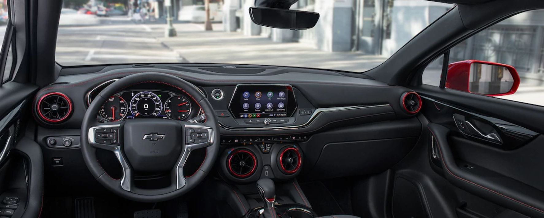 2019 Chevrolet Blazer Dashboard