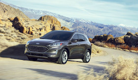 2020 Ford Escape Near Oromocto