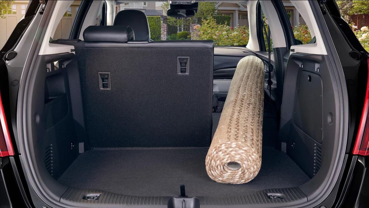 2019 Buick Encore's Spacious Cabin