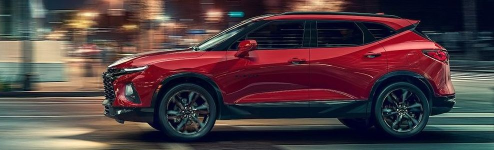 2019 Chevrolet Blazer for Sale near Lansing, MI