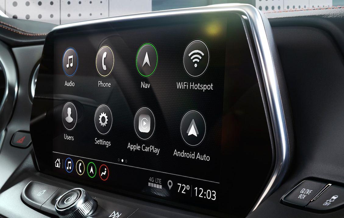 2019 Chevrolet Blazer Touchscreen