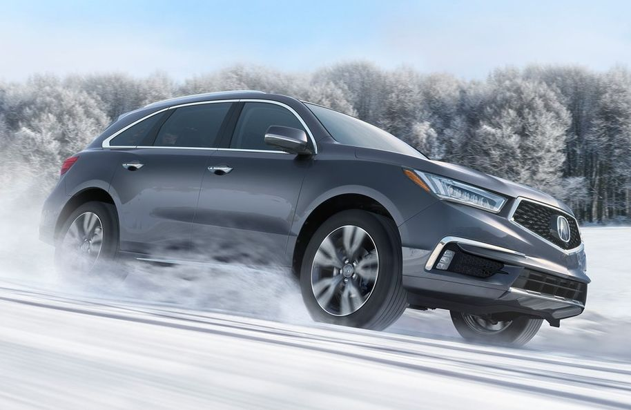 Acura Mdx Lease >> Used 2019 Acura Mdx 3 5l Technology Package Sh Awd