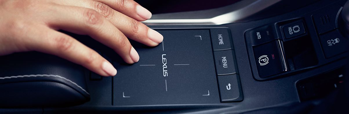 Intuitive Controls in the 2020 NX 300