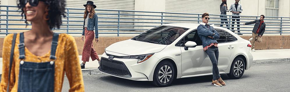Toyota Corolla Hybrid Models