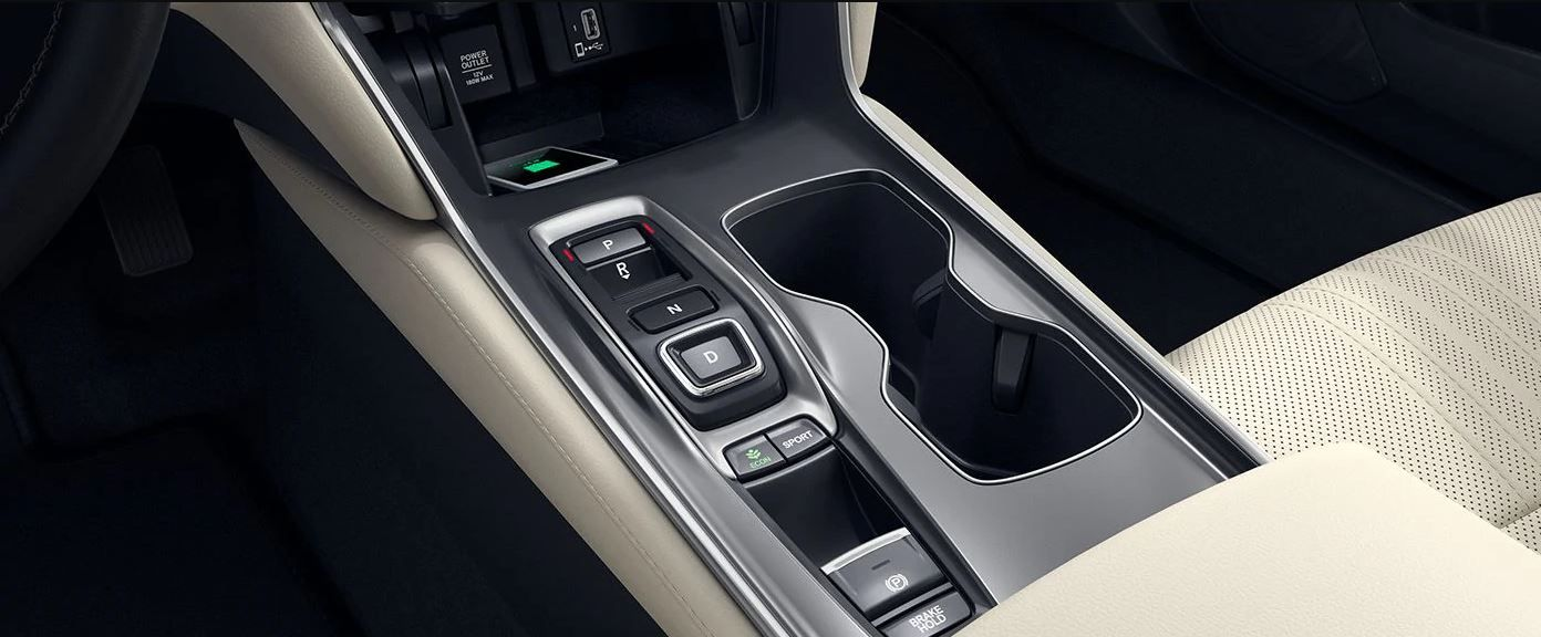 Stylish Amenities in the 2019 Accord