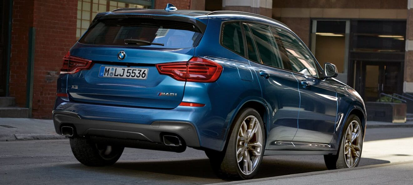 2019 BMW X3 Financing near Carrollton, TX