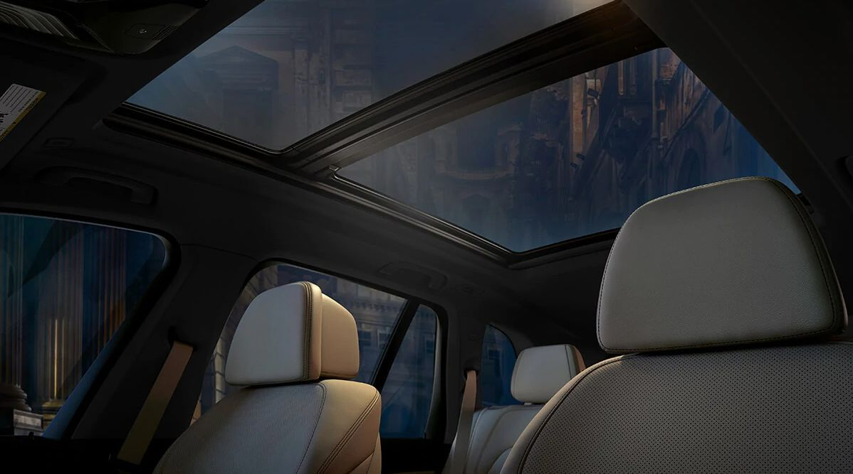 The Spacious Cabin of the 2019 X5