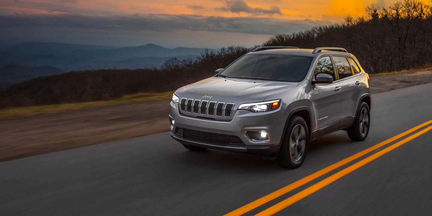 How Many Trim Levels Does the Jeep Cherokee Have?