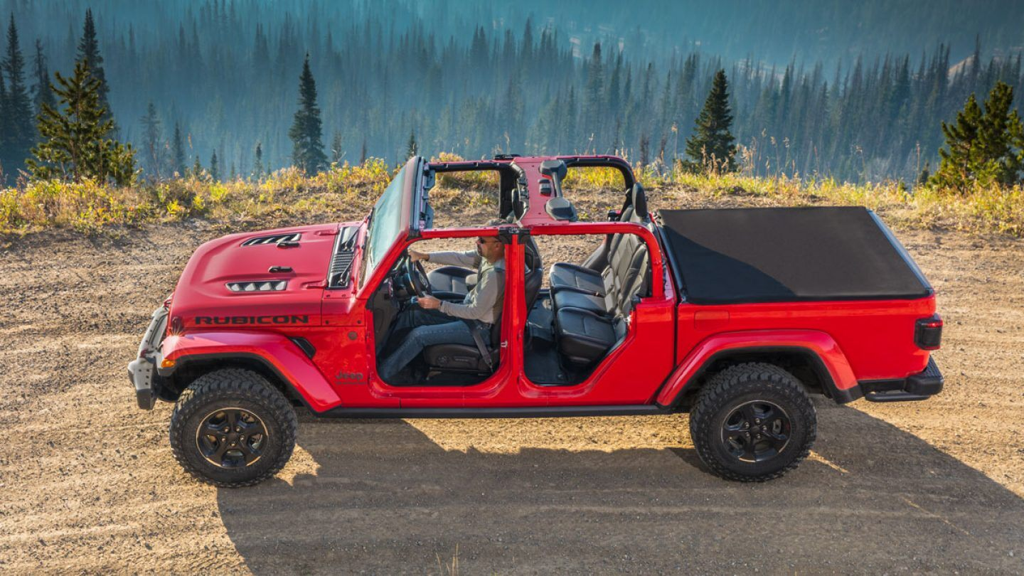 2020 Jeep Gladiator Leasing near Hackensack, NJ