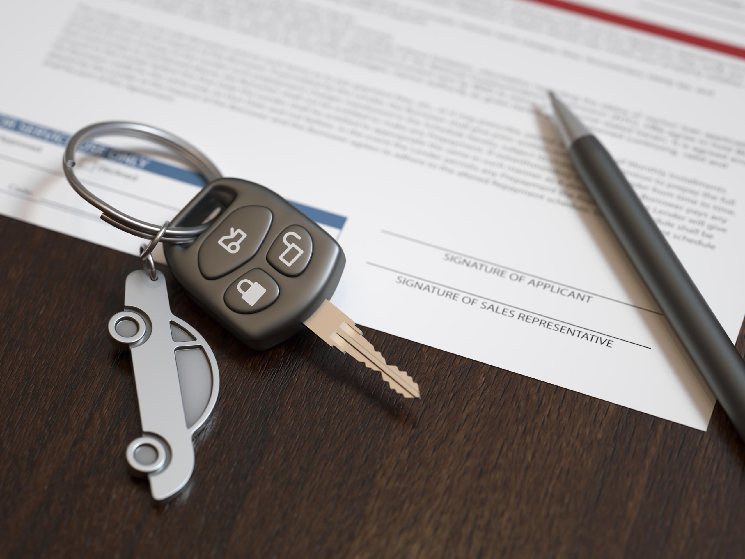 Online Auto Finance near Houston, TX