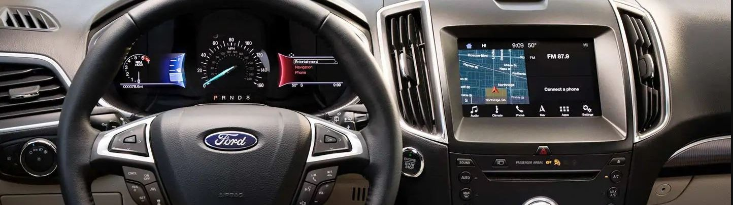 2019 Ford Edge Features