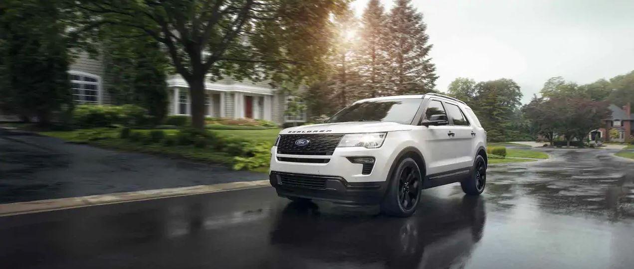 2019 Ford Explorer Financing near Mount Washington, KY