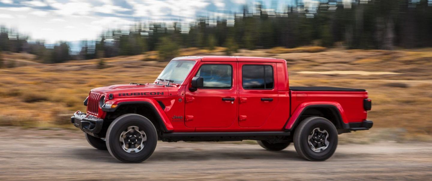 2020 Jeep Gladiator Financing near Norman, OK