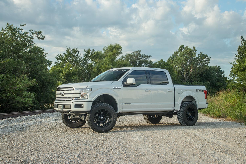 Rad Rides Custom Build 2019 Ford F 150 Lariat Powerstroke Diesel With Fuel Vapor Wheels