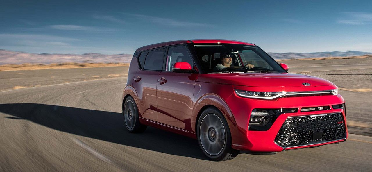 2020 Kia Soul for Sale in Cookeville, TN