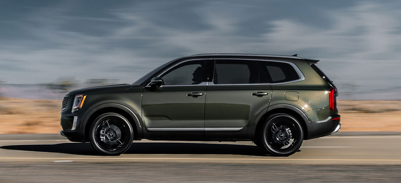 2020 Kia Telluride Key Features in Port Charlotte, FL