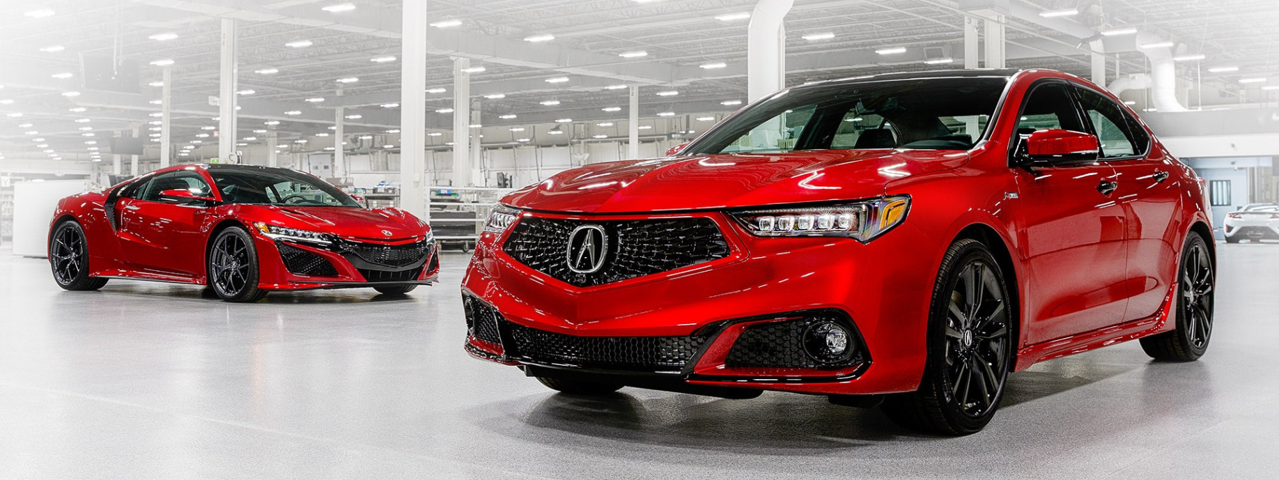 2020 Acura TLX PMC Edition First Look near Smyrna, DE