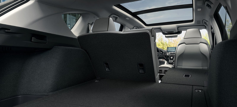 Versatile RDX Interior