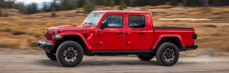 2020 Jeep Gladiator Leasing Near Edmond Ok