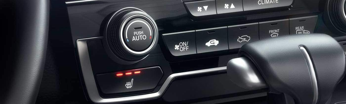 Climate Control in the 2019 CR-V