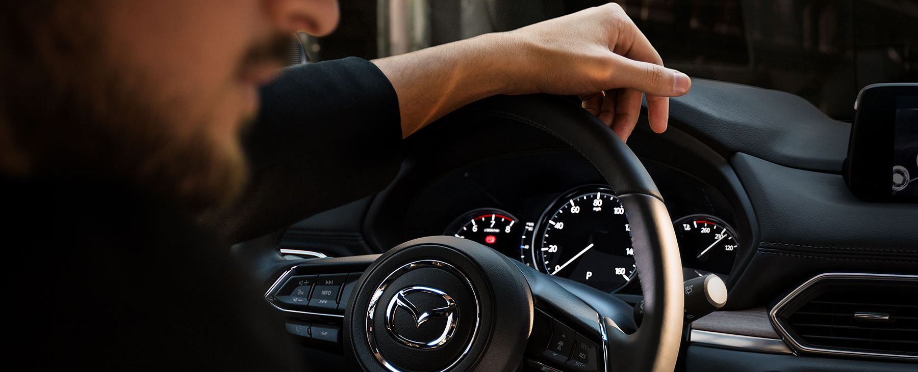 Modern Detailing in the 2019 Mazda CX-5
