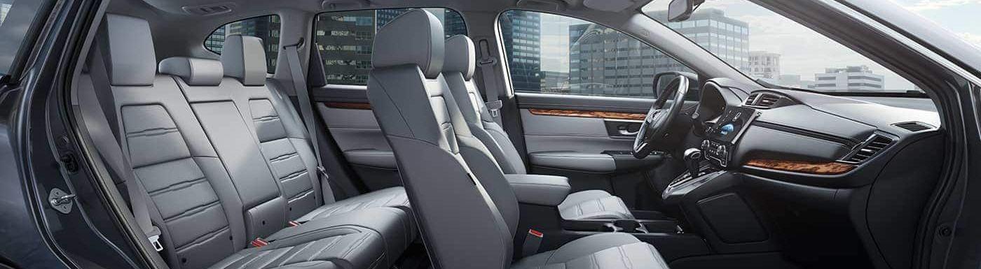 2019 Honda CR-V Cabin