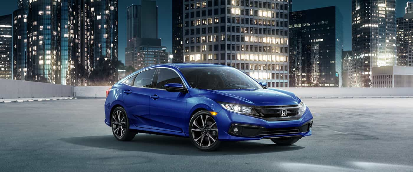2019 Honda Civic Financing near Lansing, MI