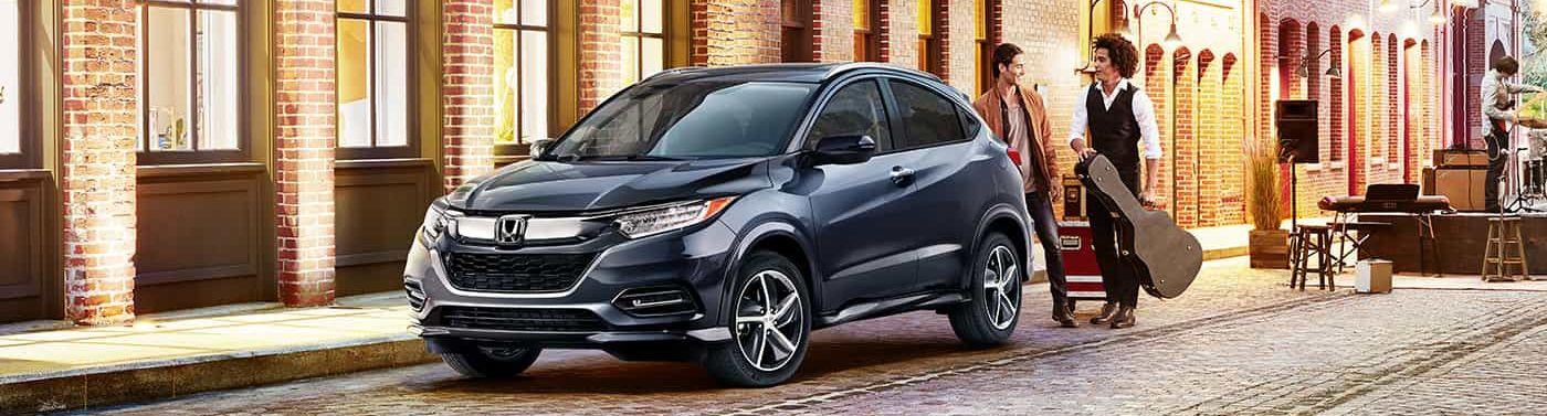 2019 Honda HR-V Financing near Lansing, MI