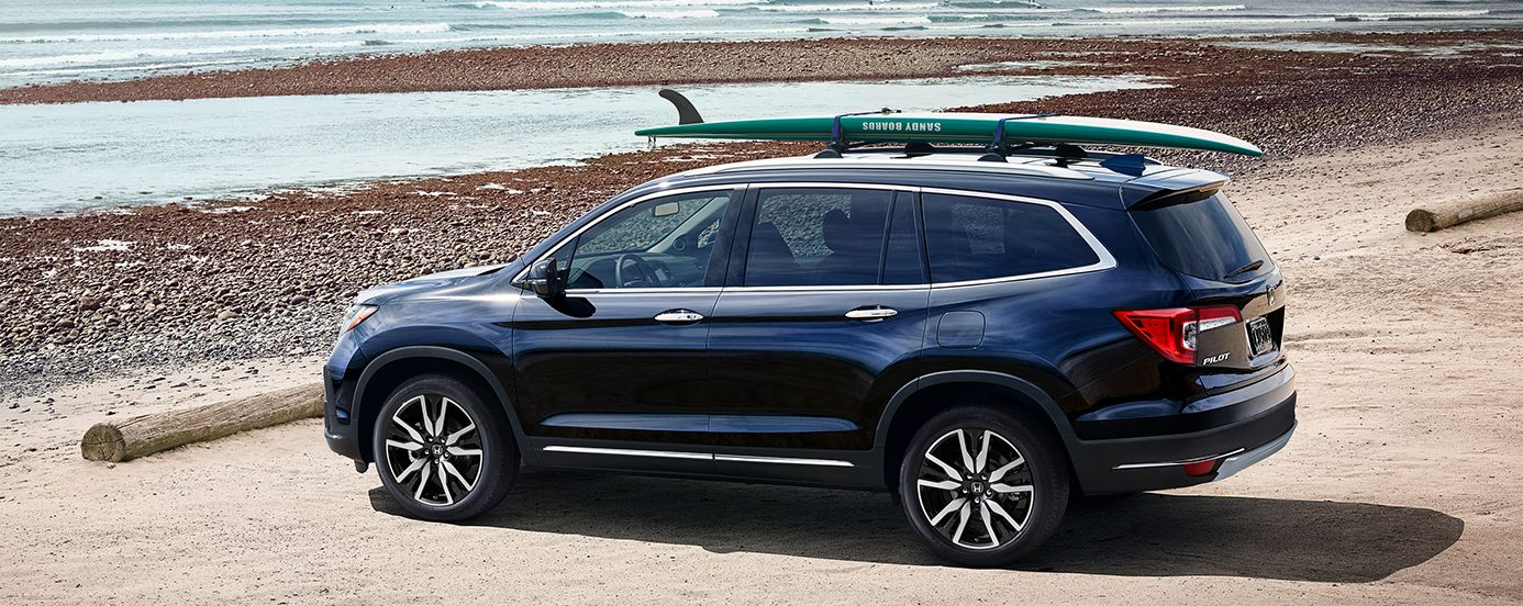 2019 Honda Pilot Key Features near Lewes, DE