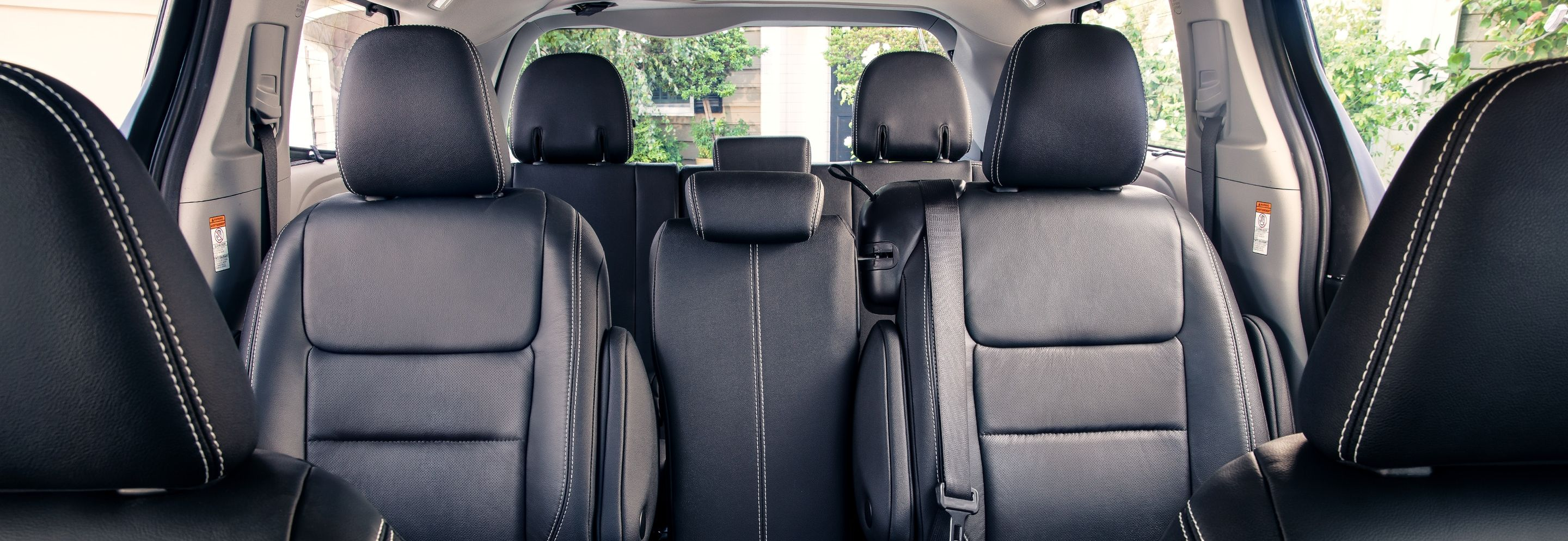 Spacious Cabin of the 2020 Sienna
